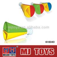 World cup 2014 football fan accessories plastic megaphones