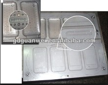 China manufacturer about plastic injection mold make cell phone case