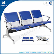 metal medical colorful waiting chair hospital