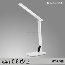 Flexible color temperature chaging table lamp led