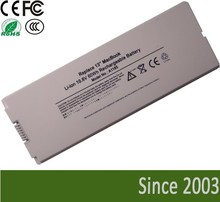 "Notebook battery replace for Apple a1185/MacBook 13"" MA254*/A, MacBook 13"" MA254"