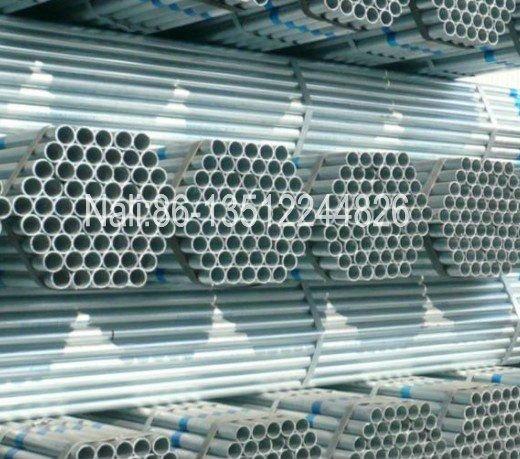 Galvanizado tubería de hierro