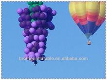Grape like Hot Air Giant Balloon