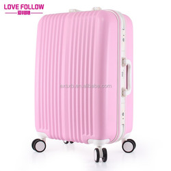 foldable trolley luggage,luggage factory,aluminum luggage case