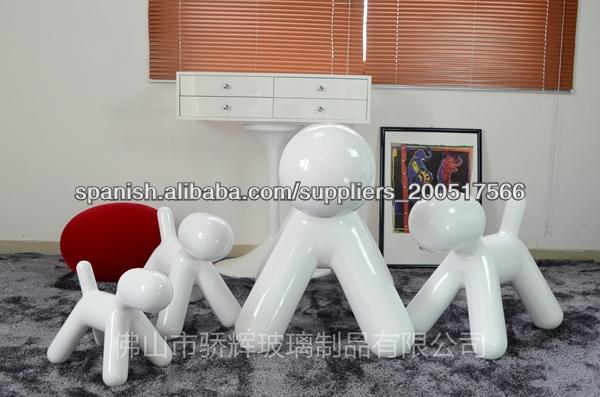 Muebles de fibra de vidrio de 2014 de la venta caliente Magis perrito