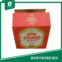 WINE AND BEER PACKING CARTON