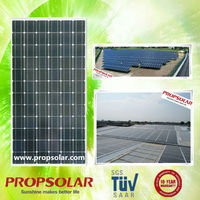 Propsolar custom made solar panel philippine dealer TUV standard