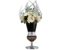 Hot Sale Glass Flower Vase for Wedding Gift