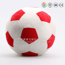 Cheap plush soccer ball and plush basketball