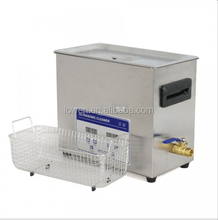HOT Stainless Steel 6. 5 Liter Industry Heated Ultrasonic Cleaner Heater w/Timer