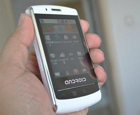 Android MinSonic Q8