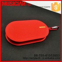 Mejor kabellose lautsprecher con bluetooth, aux, tarjeta del tf, USB reproducción de música