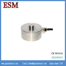 Button type chinese load cells stainless steel load cell high quality 1.0~1.5 mv/v output