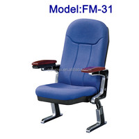 FM-31 Best price interlocking used church folding chairs for sale