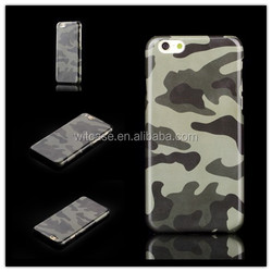 For iphone 6 case custom printed hard case , camo custom mobile phone hard case for iPhone 6