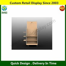 Practical Wooden Clothing Display Rack For Clothing Shop / Market YM5-704