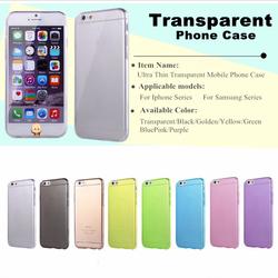 factory price slim silicone custom phone cases