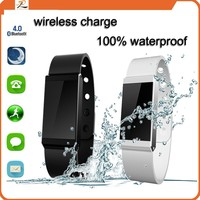 2015 profesional pedometer smart watch/smart band for iphone 6 for samsung phone