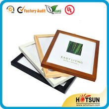 Fashion funia wood photo frame designs / wooden picture frame / wedding frames photo