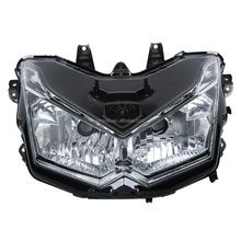 Headlight Head Light Frontlight Lamp Assembly For Kawasaki Z1000 2010-2011 New