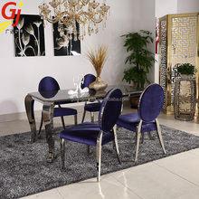 modern 10 seater dining table set