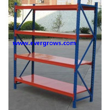 OEM/ODM custom made painting warehouse factory storage racks iron rack