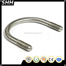 Standard or Cuostomer Size U BOLT for industry or Auot part