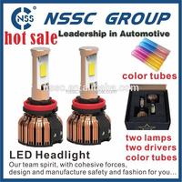 Hot!Newest in 2015 LED Car Light,24w 2500lm 3C LED Headlight, High Power Super Bright H8 Auto LED Headlight