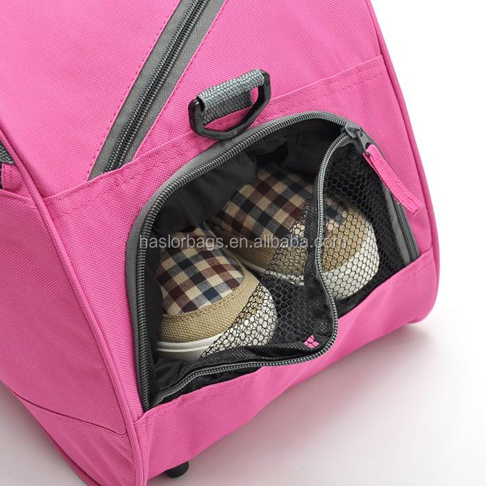 Pas cher nouveau design nylon duffel voyage sacs pour gros sac de sport sac de voyage