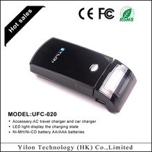 universal lcd screen display for pentax battery charger