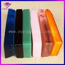 Good Quality Raw Glass Uncut Material Glass Rough