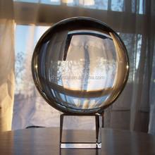 transparent crystal ball clear K9 crystal ball MH-SJ038