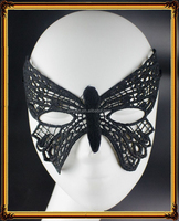 Bud butterfly sexy dance party mask night clubs hollow out manufacturer wholesale