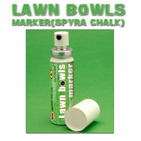 lawn bowls spray chalk lawn bowls marker bowls chalk marking spray