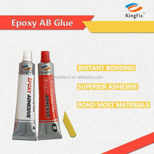 High bond strength epoxy resin ab glue for handicrafts