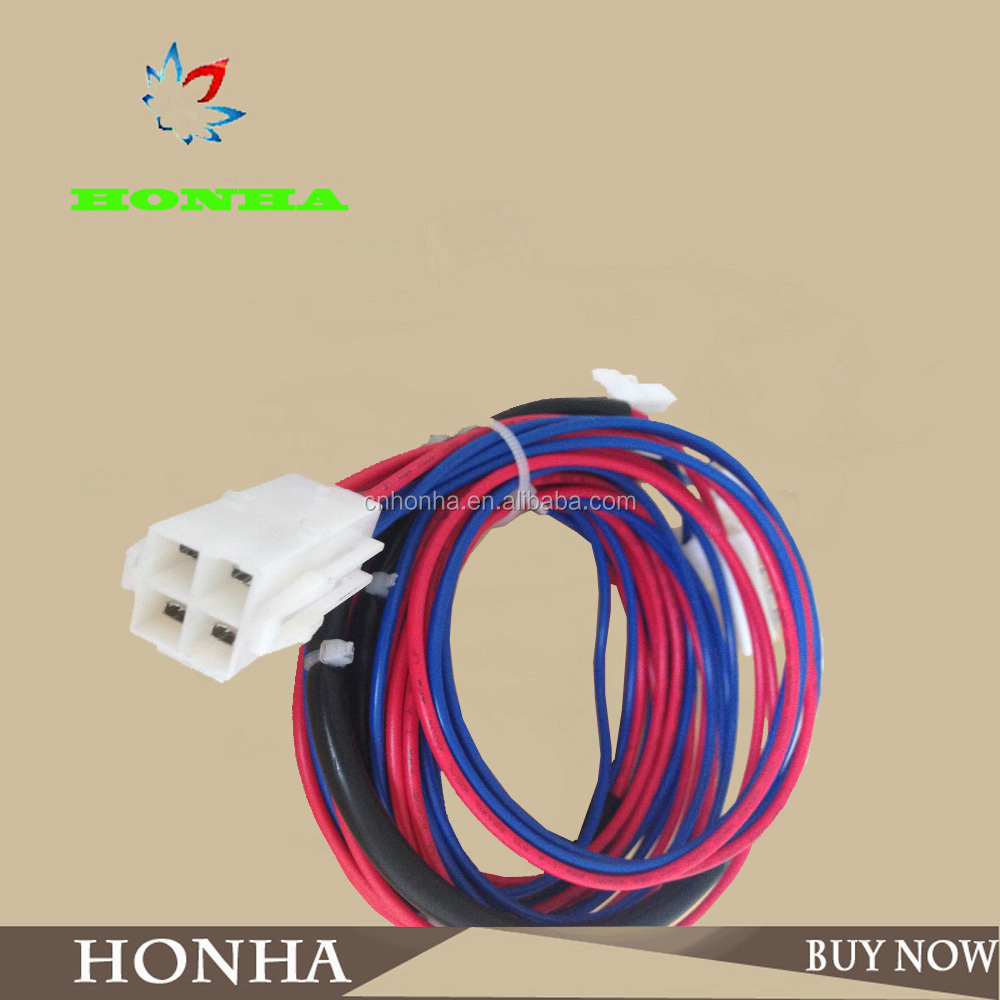 Auto Waterproof Connector 12v 24v 5 Pins Relay Wire Harness Buy Wiring Hh 015