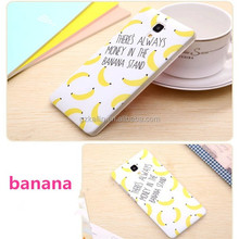 3d design mobile phone back cover packaging cartoon phone case