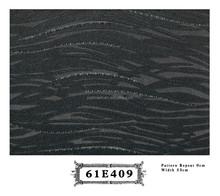3d glitter black light wallpaper for bedroom / deep embossed vinyl wallpaper