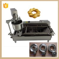 industrial donut maker / automatic donut machine
