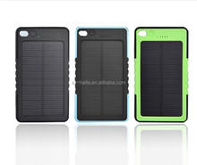 Hot sale Waterproof Solar Charger 8000mah, Solar Energy Charger for Smartphone