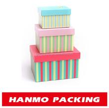 Bra packing box custom made orders and