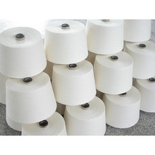 NE 32s_100% COTTON YARN CARDED FOR WEAVING