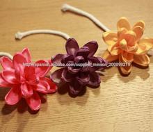 hecho a mano de sola narciso flores para difusor de aroma