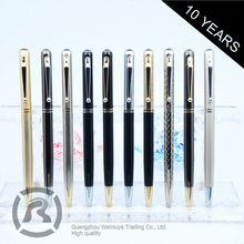 Small Order Accept Original Brand Specialized Produce Liquid Floater Ball Pen With Custom Printed Logo
