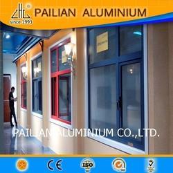 WOW!!!Top grade aluminum profile factory, window curtain/door and window/aluminium profile to make doors and windows for sale