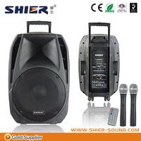 Hot and popular mobile Trolley speaker,Subwoofer Speaker for sale trade assurance