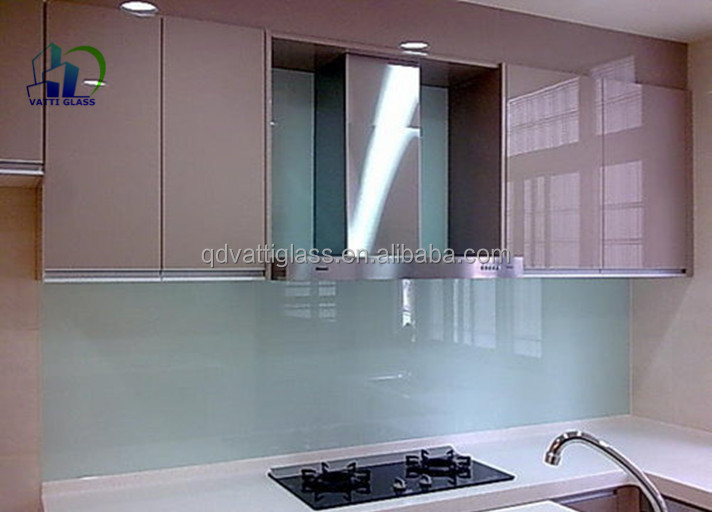 4mm 6mm Back Painted Glass For Cabinet Doors Buy Back Painted