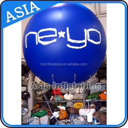 Giant Inflatable Advertising Balloon Ground Balloon With Pump for Promotion