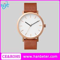 Cheap the horse style japan quartz stainless steel custom logo watches for men