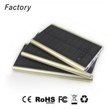 8000MAH Sun Power Mobile Phone Charger Shenzhen Factory
